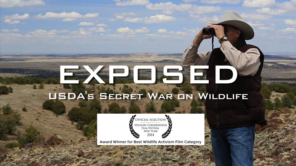 Photo link to film EXPOSED: USDA's Secret War on Wildlife